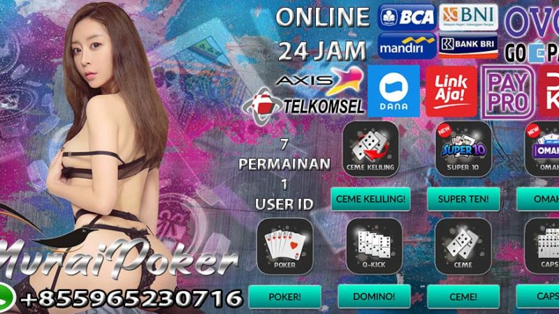 Omaha Online 24 Jam Terbaik di Indonesia