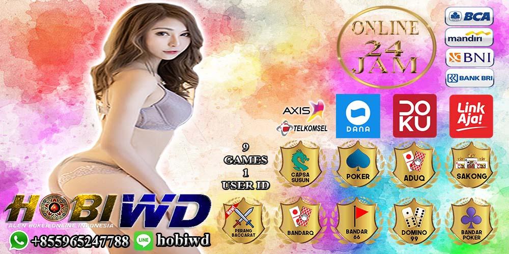 Situs Poker BRI ONLINE 24 Jam Terbaik Di Indonesia
