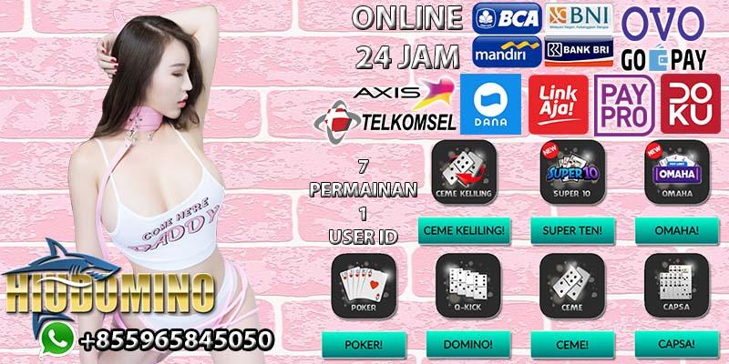 Poker Gopay Terpercaya Indonesia 2020