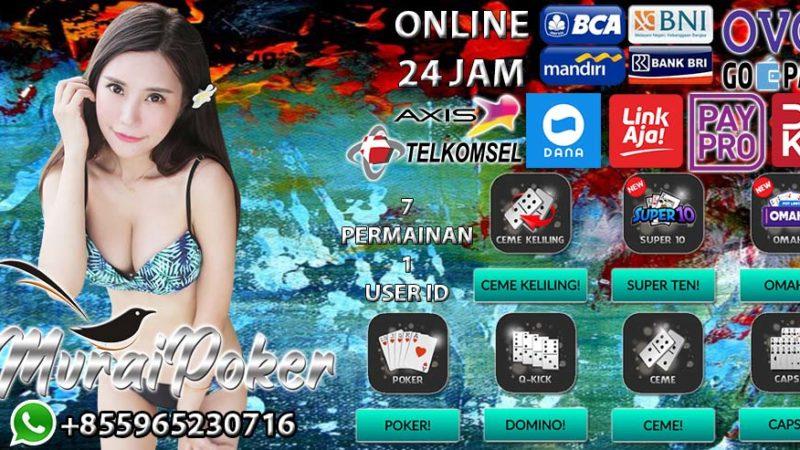 Situs Poker Mandiri Online 24 Jam Terbaik di Indonesia