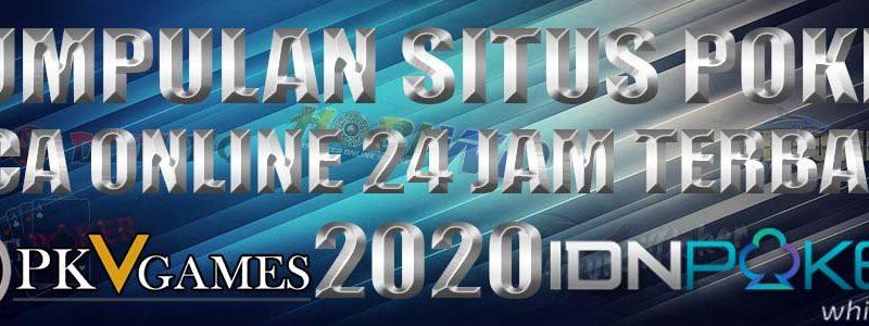 Kumpulan Situs Poker BCA Online 24 Jam Terbaik 2020