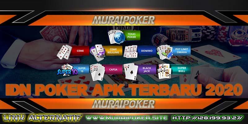 IDN Poker APK Terbaru 2020